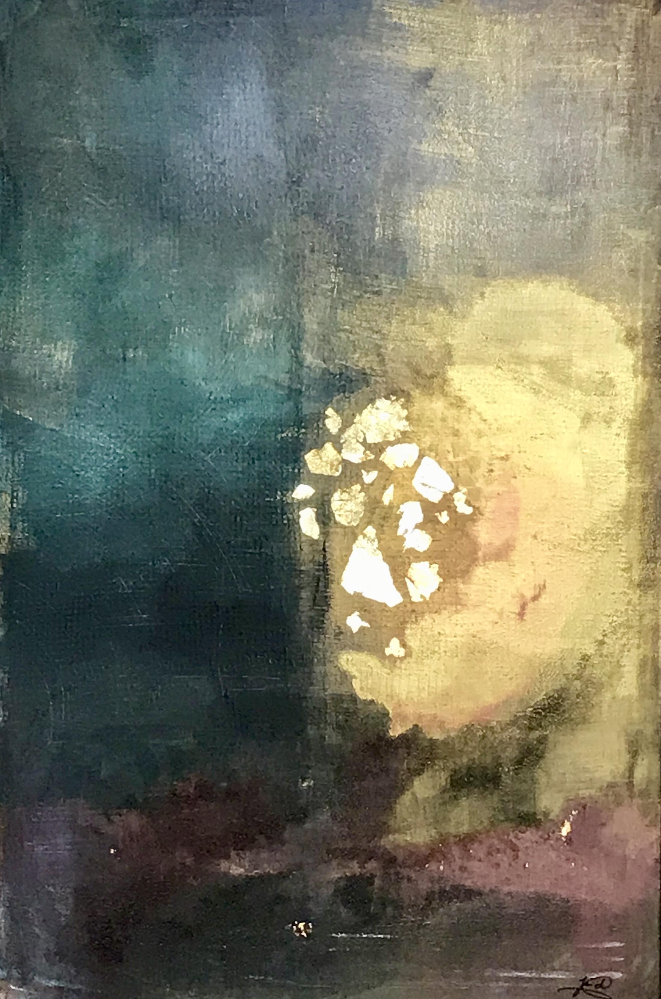 "Photo du tableau ""In love with Gaia"", J. Schallenberger"