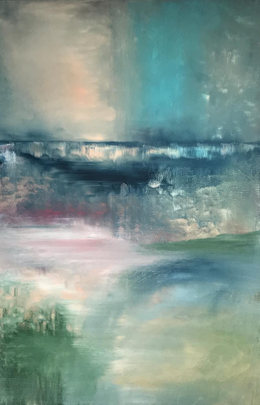"Photo du tableau ""M'Ocean"", J. Schallenberger"