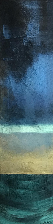"""Photo du tableau """"Mais dans le fond?"""", J. Schallenberger"""