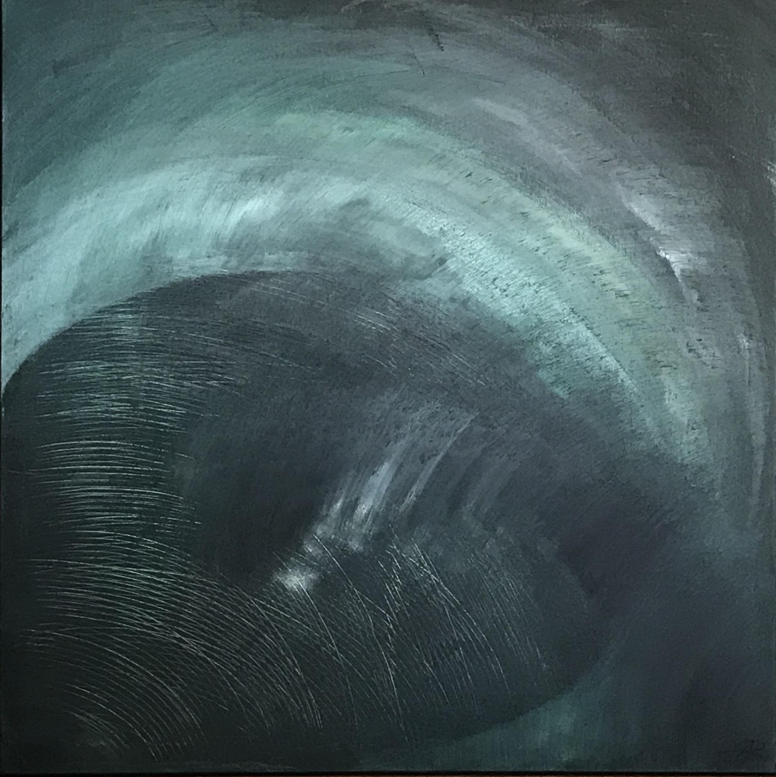 """Photo du tableau """"Source de vie"""", J. Schallenberger"""