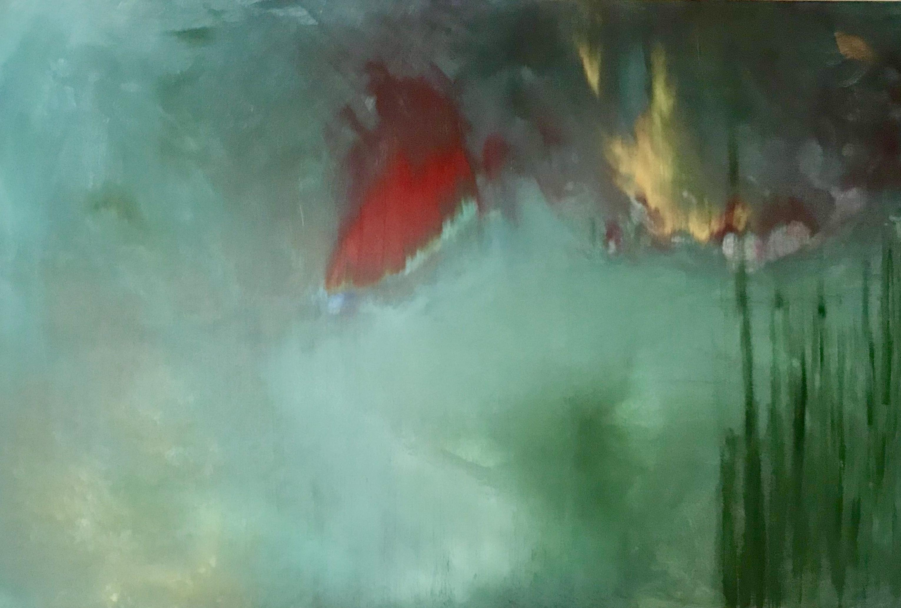 """Photo de la peinture """"Freedom"""""""